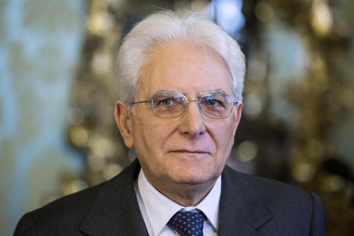 Sergio Mattarella earned a  million dollar salary, leaving the net worth at  million in 2017