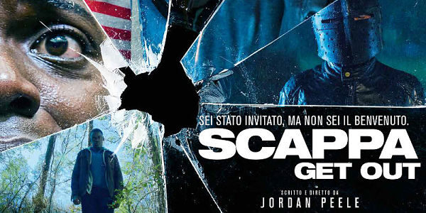 "SCAPPA – GET OUT | ""La mente è una cosa terribile da sprecare"""