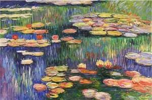 dipinto Monet