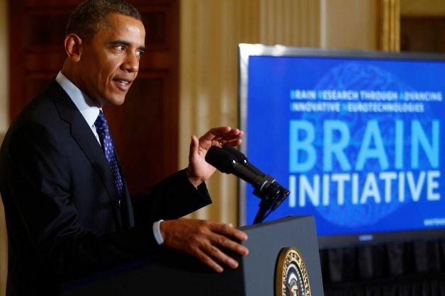 Stati Uniti: Obama lancia il programma di ricerca sul cervello