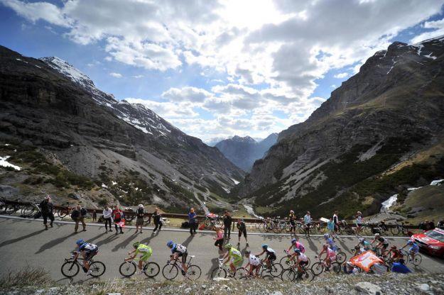 Il punto sul Giro d'Italia 2013