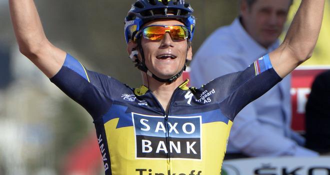 Kreuziger si prende l'Amstel Gold Race: impresa del corridore ceco