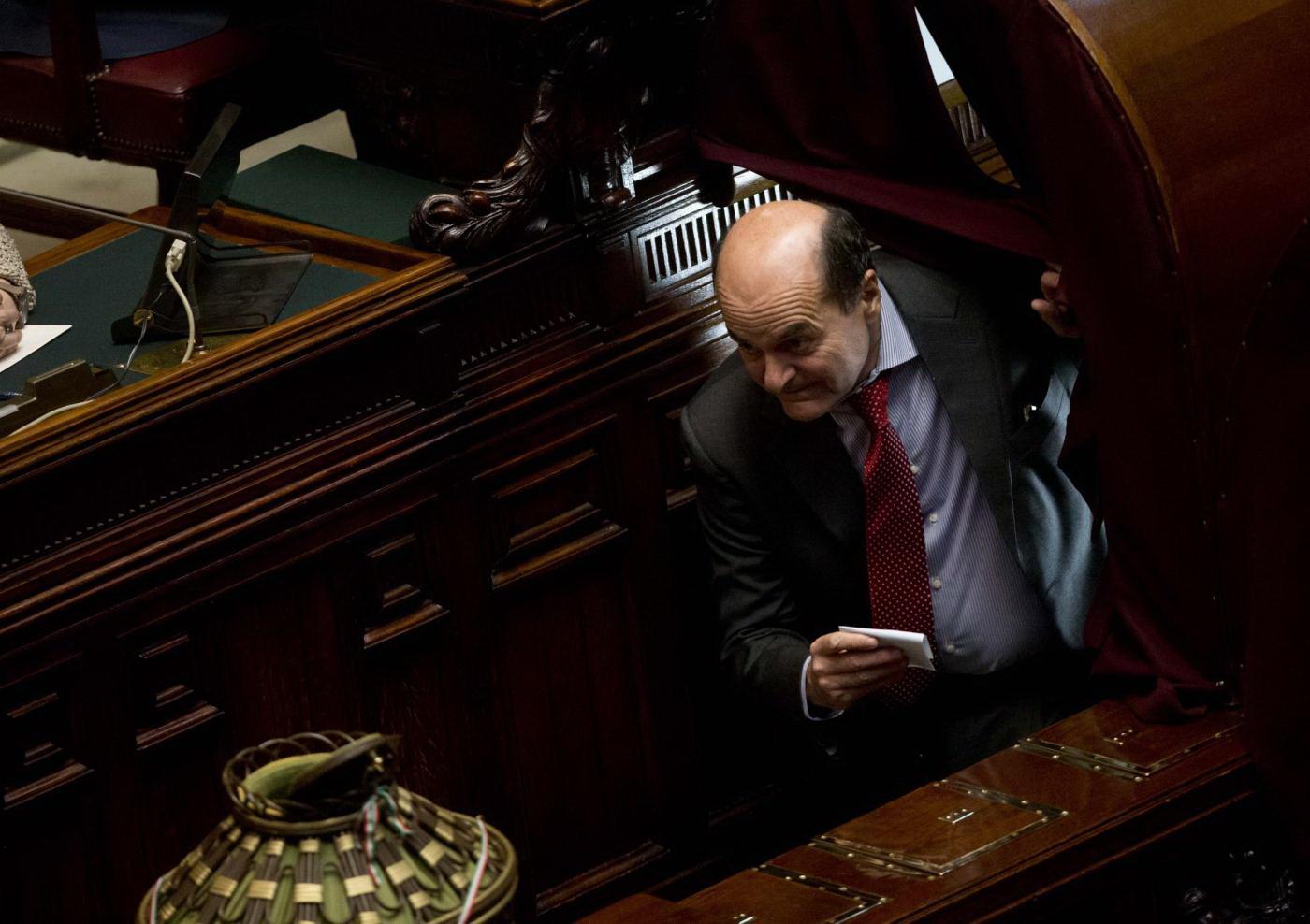 Quirinarie, è caos: Bersani si dimette, Napolitano accetta la ricandidatura