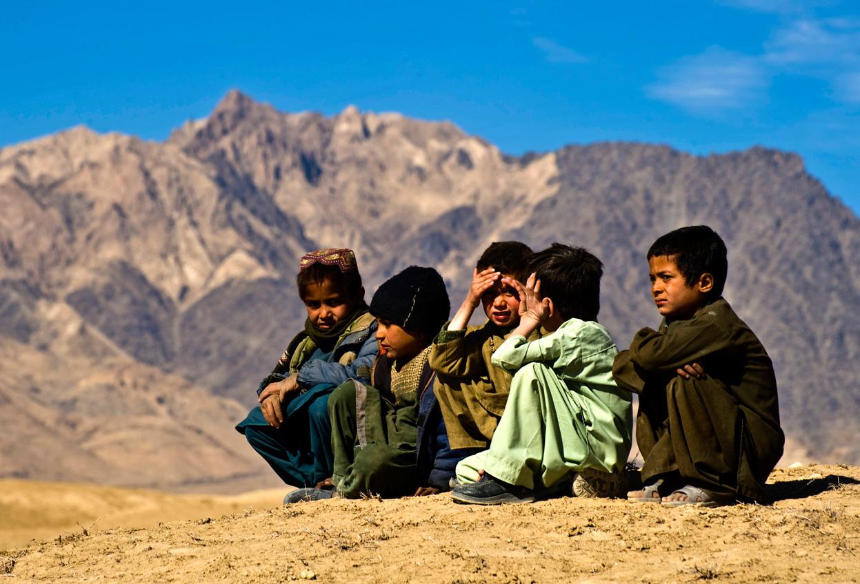 Afghanistan: la NATO uccide dieci bambini in un bombardamento
