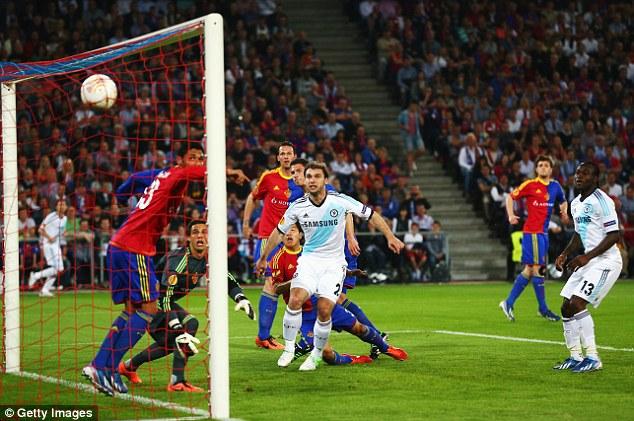 Europa League: il Chelsea è quasi in finale. Il Benfica perde, ma nulla è compromesso