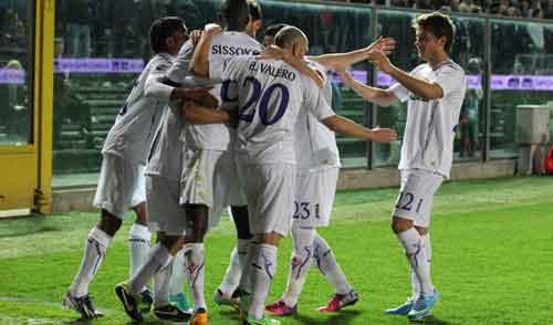 La Fiorentina si candida per un posto Champions, successo dei viola per 0-2 contro l'Atalanta