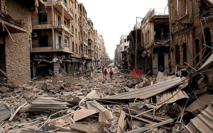 Siria: liberati i quattro giornalisti italiani
