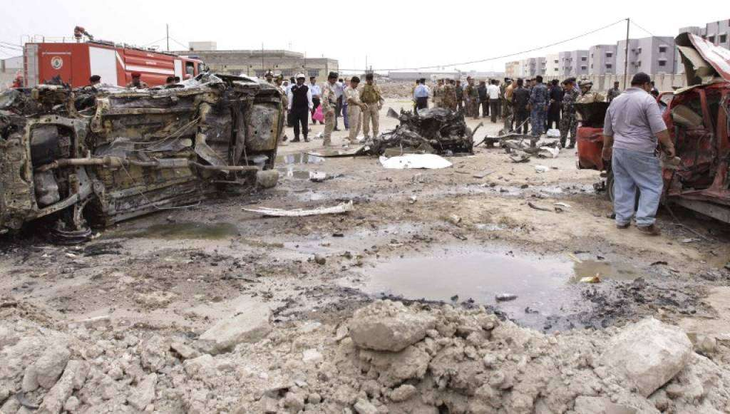 Iraq: 19 morti in un attentato a cinque giorni dalle elezioni