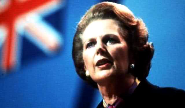 Addio a Margaret Thatcher, la Iron Lady britannica
