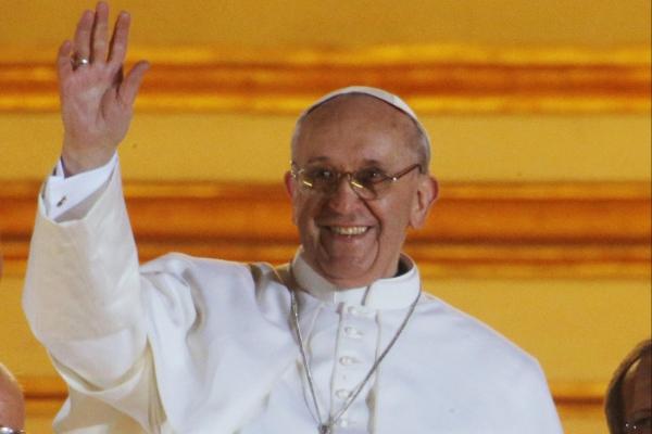 Le parole del Papa durante il REGINA COELI del 21.04.2013
