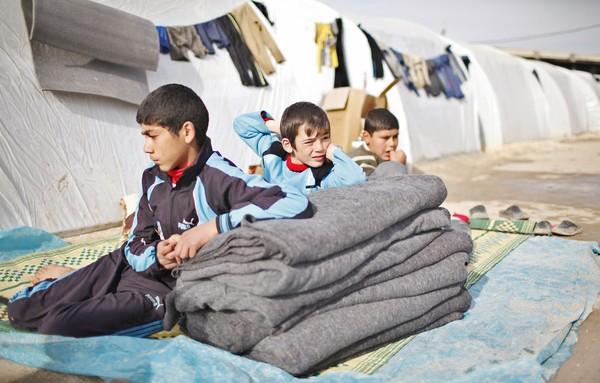 Siria: emergenza umanitaria, 6.8 milioni di persone necessitano di aiuti