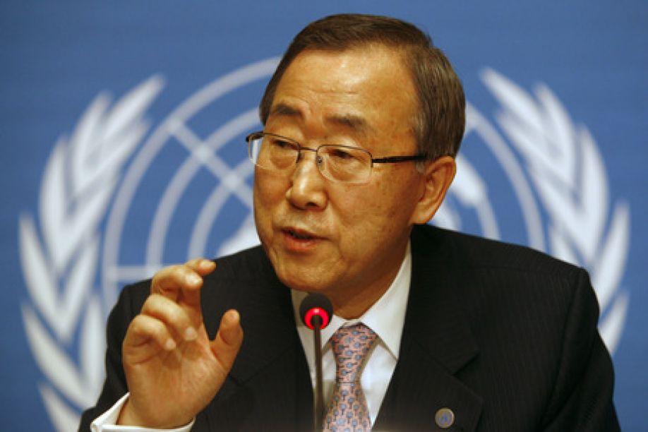 ONU: Ban Ki Moon insiste per la conferenza internazionale sulla Siria