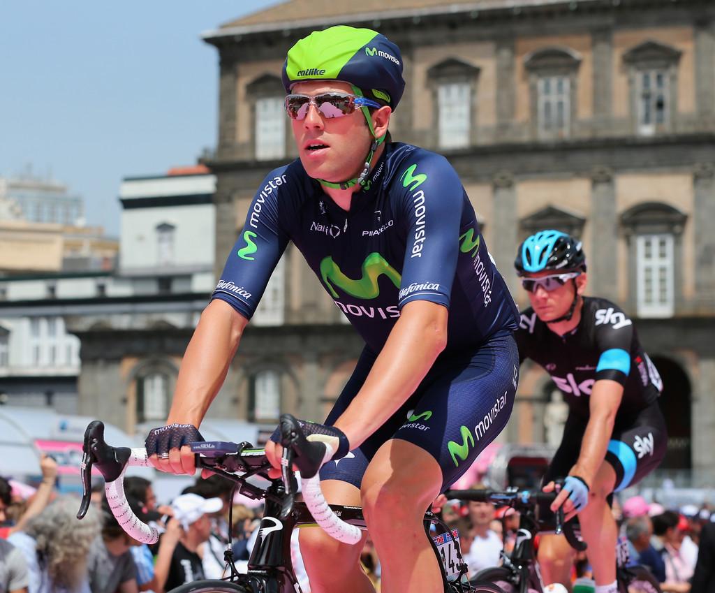 8° tappa Giro d'Italia: Alex Dowsett si mette dietro Wiggins! Nibali si veste di rosa!