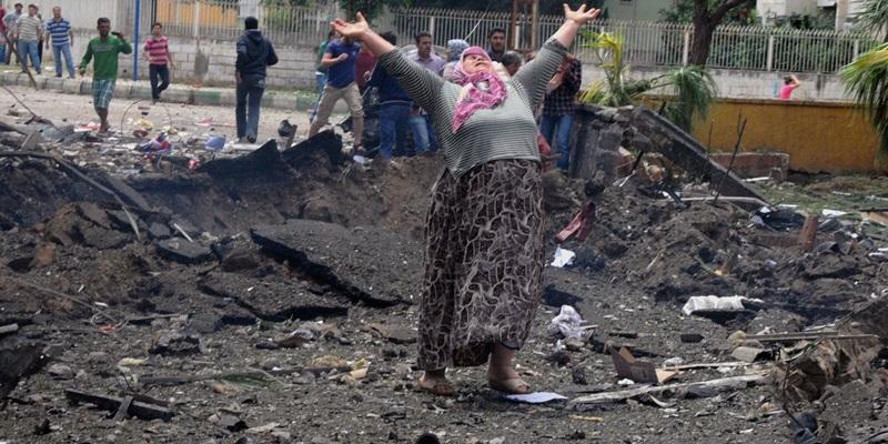 Siria, Erdogan contro Assad: 'ci trascina verso uno scenario catastrofico'