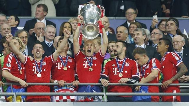 Robben e pazz! La Coppa è del Bayern…