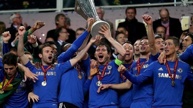 Festa Chelsea: arriva anche l'Europa League! Battuto in extremis il Benfica