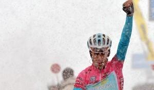 Nibali vince il Giro 2013