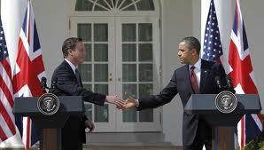 Stati Uniti: la Siria nel cuore dell'incontro tra Obama e Cameron alla Casa Bianca