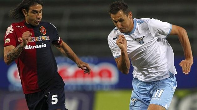 La Lazio termina nel peggior modo: il Cagliari si impone 1 a 0