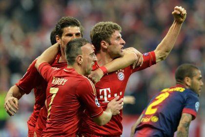 Bayern in finale, Barcellona umiliato 0-3 al Camp Nou