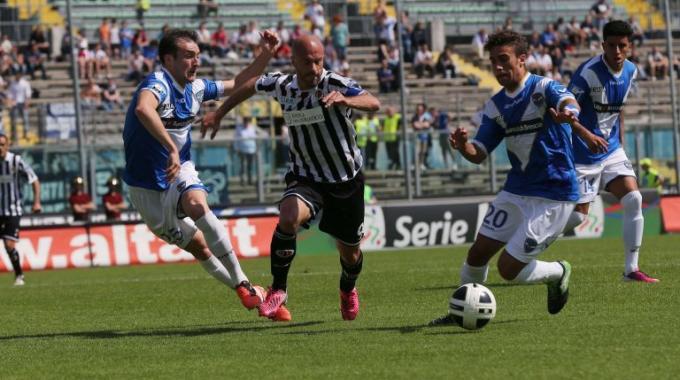 L'Ascoli cade anche a Brescia. Salvezza più complicata