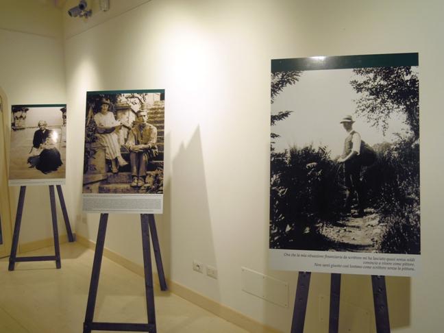 A Bellagio in mostra 35 acquerelli del Premio Nobel  Hermann Hesse