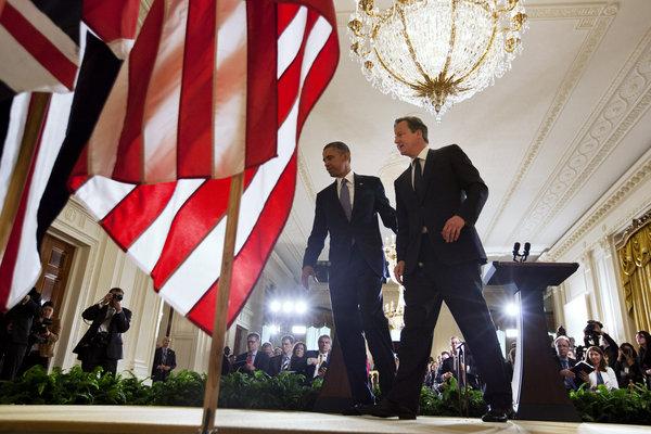 Siria: Obama e Cameron valutano un progetto per il paese