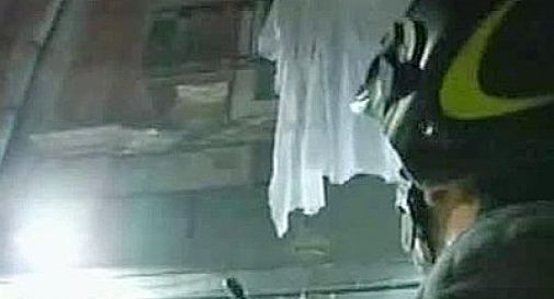 Crolla balcone a Portici. Tre morti e sei feriti