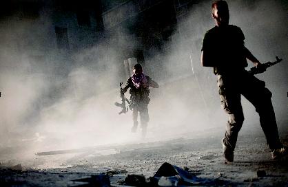 Siria: è guerra chimica