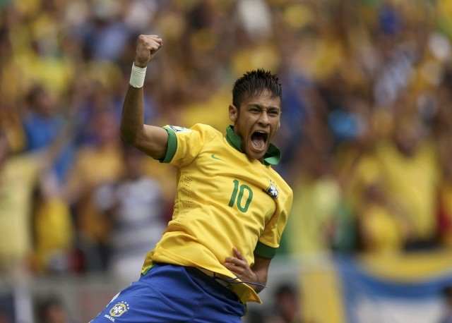 Brasile in semifinale, ma che spettacolo Neymar…