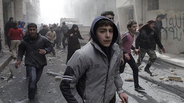 """Siria: """"crimini contro l'umanità"""", una realtà quotidiana"""