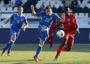 Italia vs Haiti International Friendly