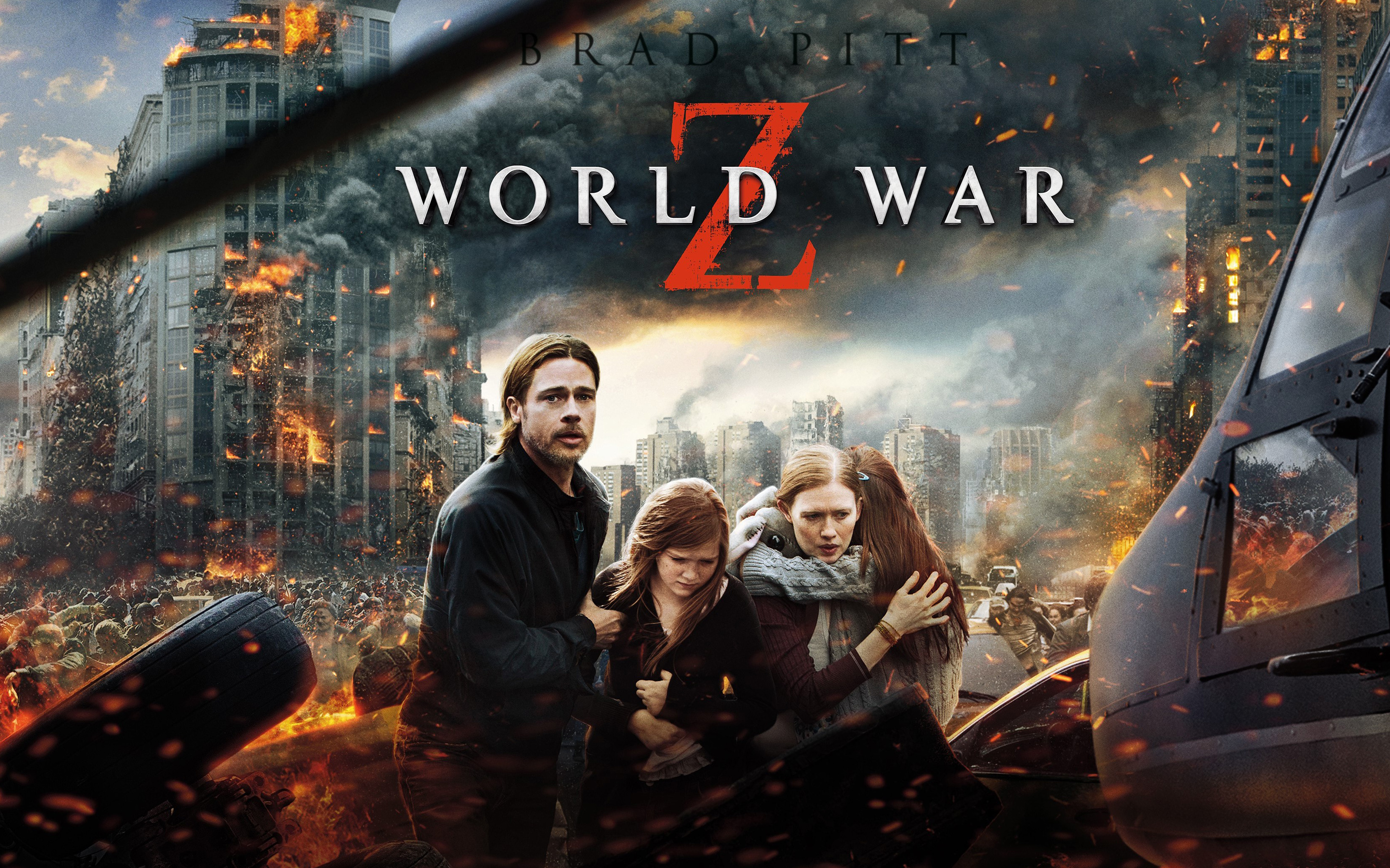 Recensione del film: WORLD WAR Z