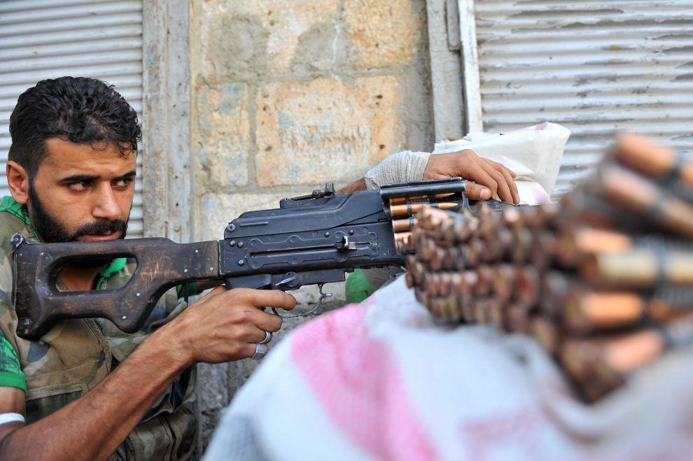 Siria: drammatico bilancio dell'ONU, oltre 93 000 morti