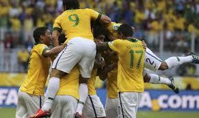 brasile trionfo