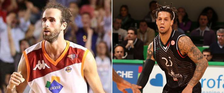 Roma-Siena: inizia la finale scudetto di basket
