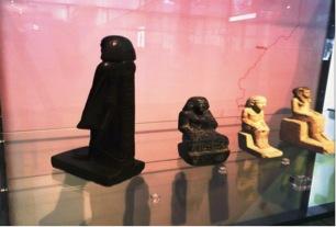 Manchester: un fantasma al museo egizio?