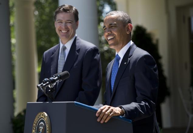 Stati Uniti: Barack Obama nomina il nuovo capo dell'FBI
