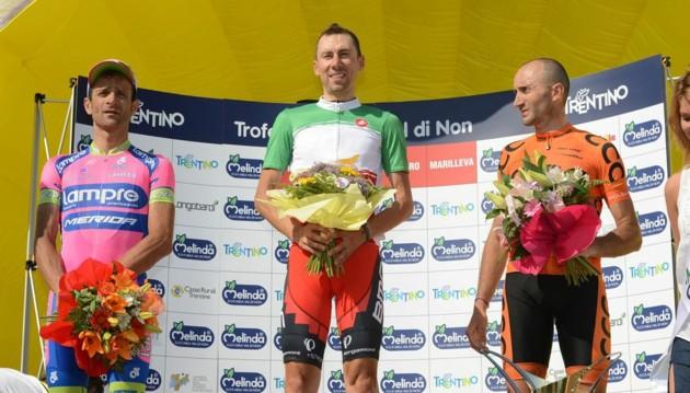 Ivan Santaromita è il nuovo campione italiano! A Pinotti la prova a cronometro!