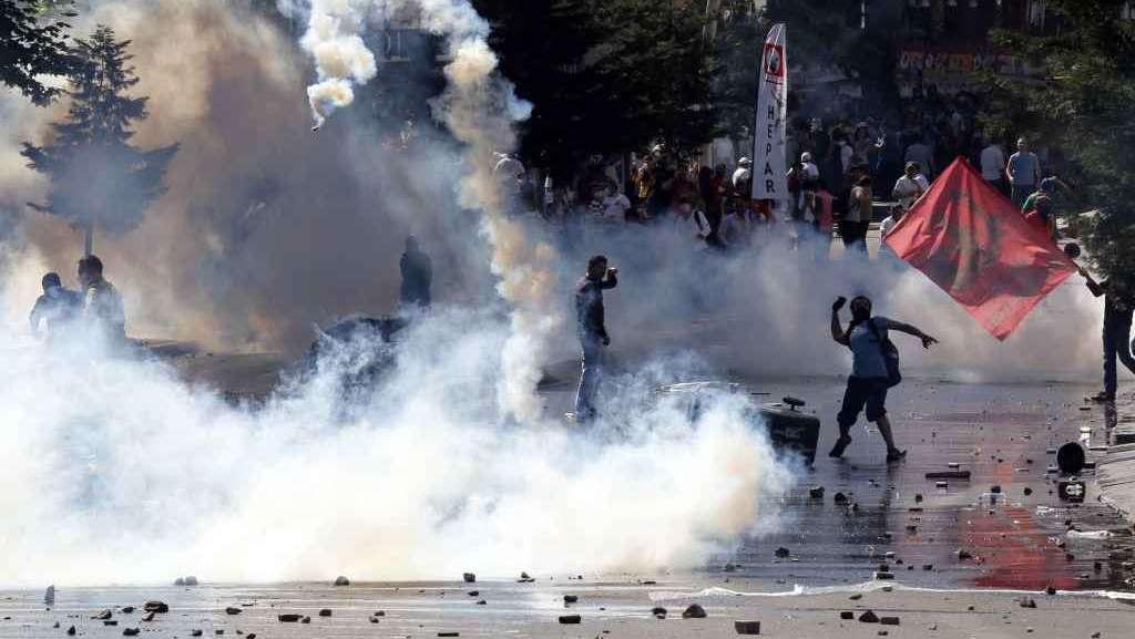 Turchia: la polizia si riprende piazza Taksim