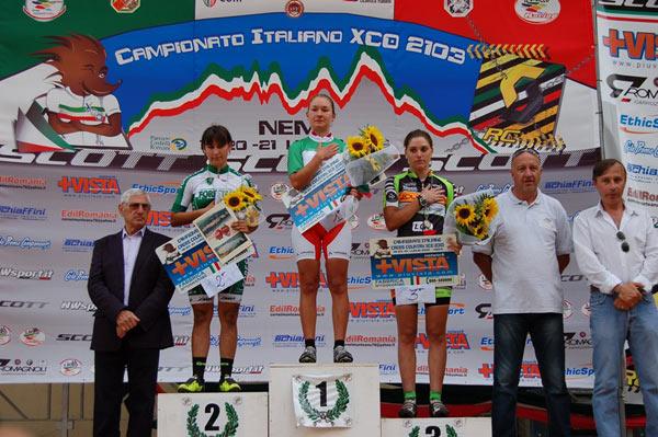 Grande successo a Nemi per  il Campionato Italiano Cross Country. Tutti i risultati
