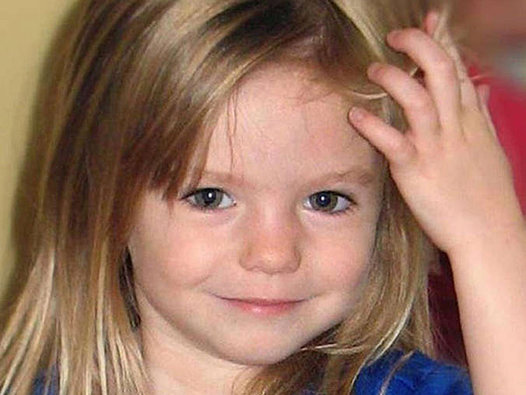 Inghilterra: Scotland Yard riapre l'inchiesta sulla piccola madelaine