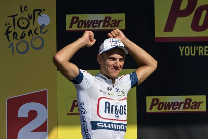 Tour de France: ancora Kittel, ancora scatto di reni!