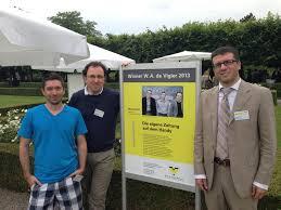 Newscron, la  start-up più innovativa della Confederazione Elvetica, premiata dalla Fondazione W.A. De Vieger