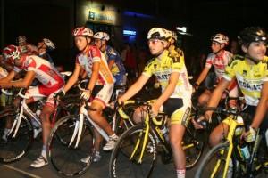 Notturna di Atina 2012____la partenza degli allievi