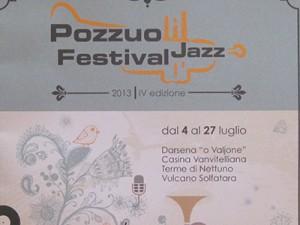 Pozzuoli festival jazz