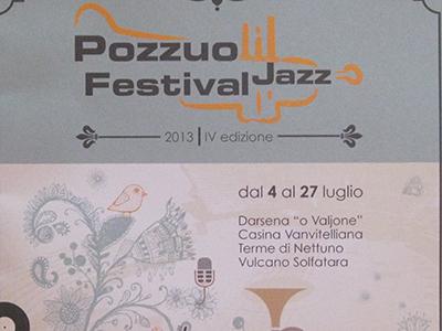 """""""Pozzuoli Jazz Festival"""": un connubio tra arte, archeologia e musica: parte la quarta edizione."""