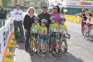 Scuola di Ciclismo Colleferro Asd Non Solo Verde 2013