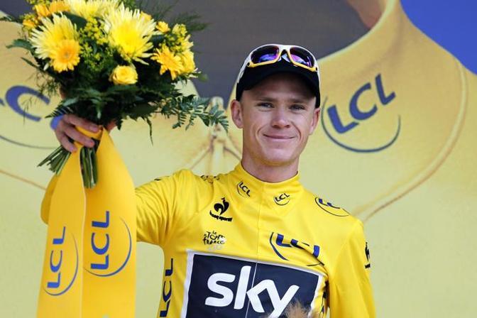 Tour de France: il Ventoux è di un Chris Froome impressionante!