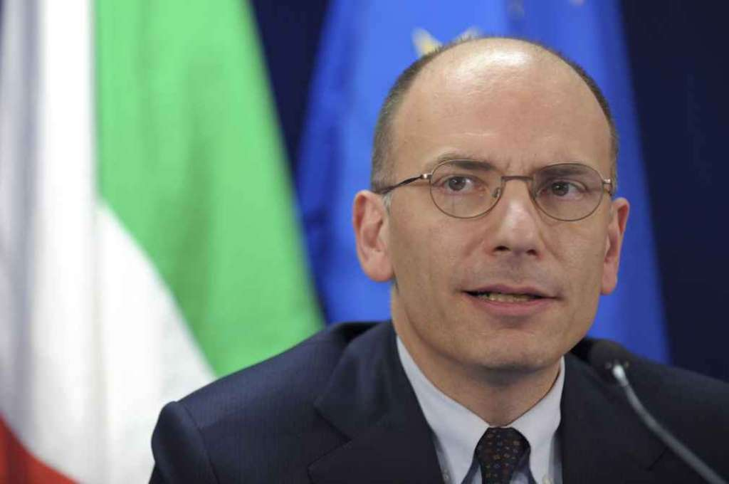 Letta: crisi della politica italiana? Troppi privilegi e troppi politici